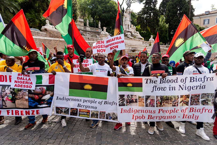 Nigeria: a deleted tweet, a Twitter ban and Biafran wounds that have never healed