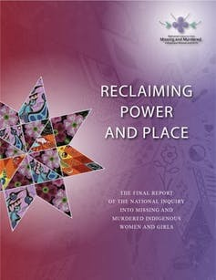 The booklet and final report of the National Inquiry