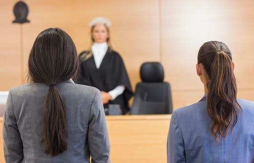 new research reveals the threats and daily trauma judges face in their jobs
