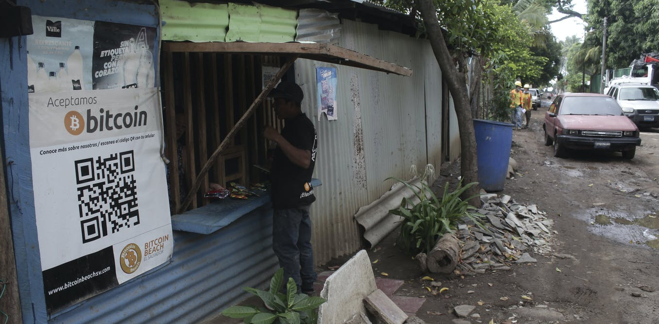 Биткойнът стана официална валута на Салвадор