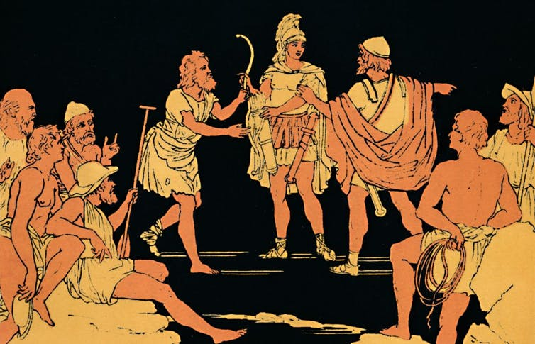 What Greek epics taught me about the special relationship between fathers and sons