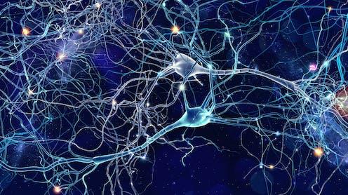 Ilustración de redes neuronales.
