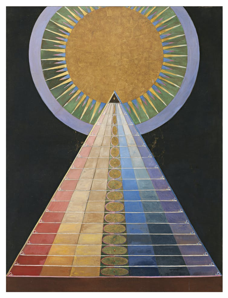How the stunning abstract art of Hilma af Klint opens our eyes to new ways of seeing