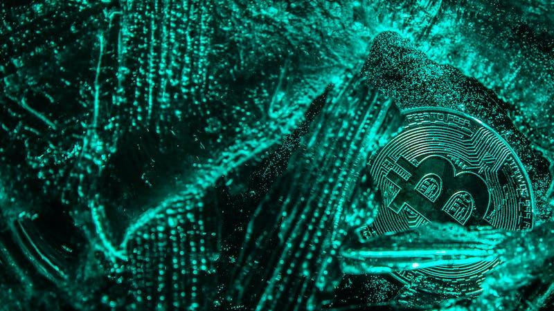 El bitcóin tropieza y brotan criptodivisas verdes