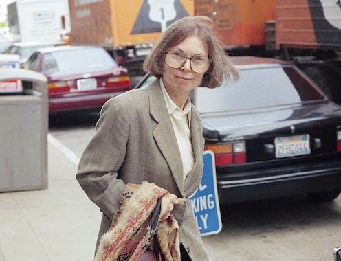 Janet Malcolm in 1993