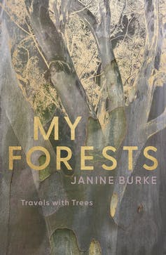 book cover trees