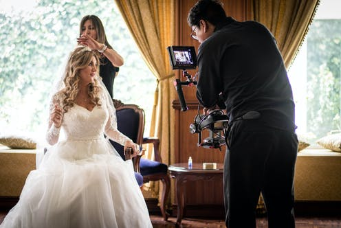 Anticipatory nostalgia: how wedding videographers craft memories before they're even over