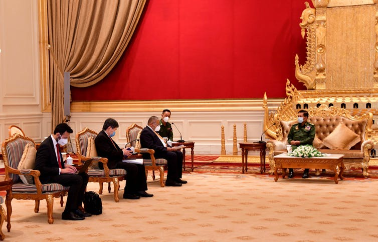 Sanctions against Myanmar's junta have been tried before. Can they work this time?