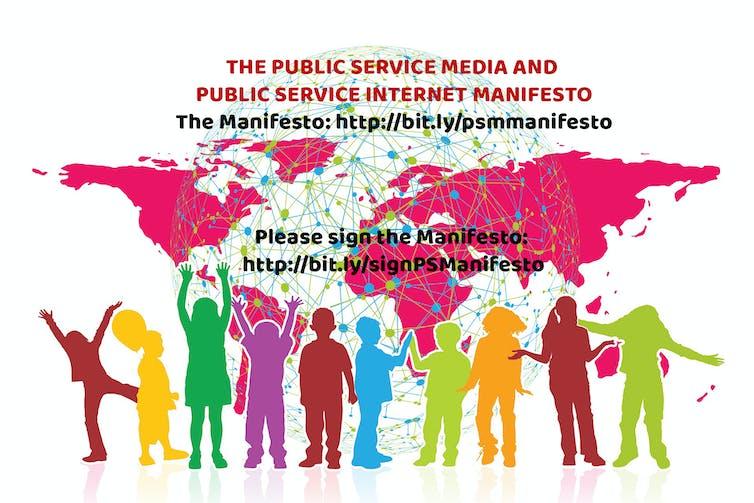 The Public Service Internet and Public Service Media Manifesto http://bit.ly/psmmanifesto