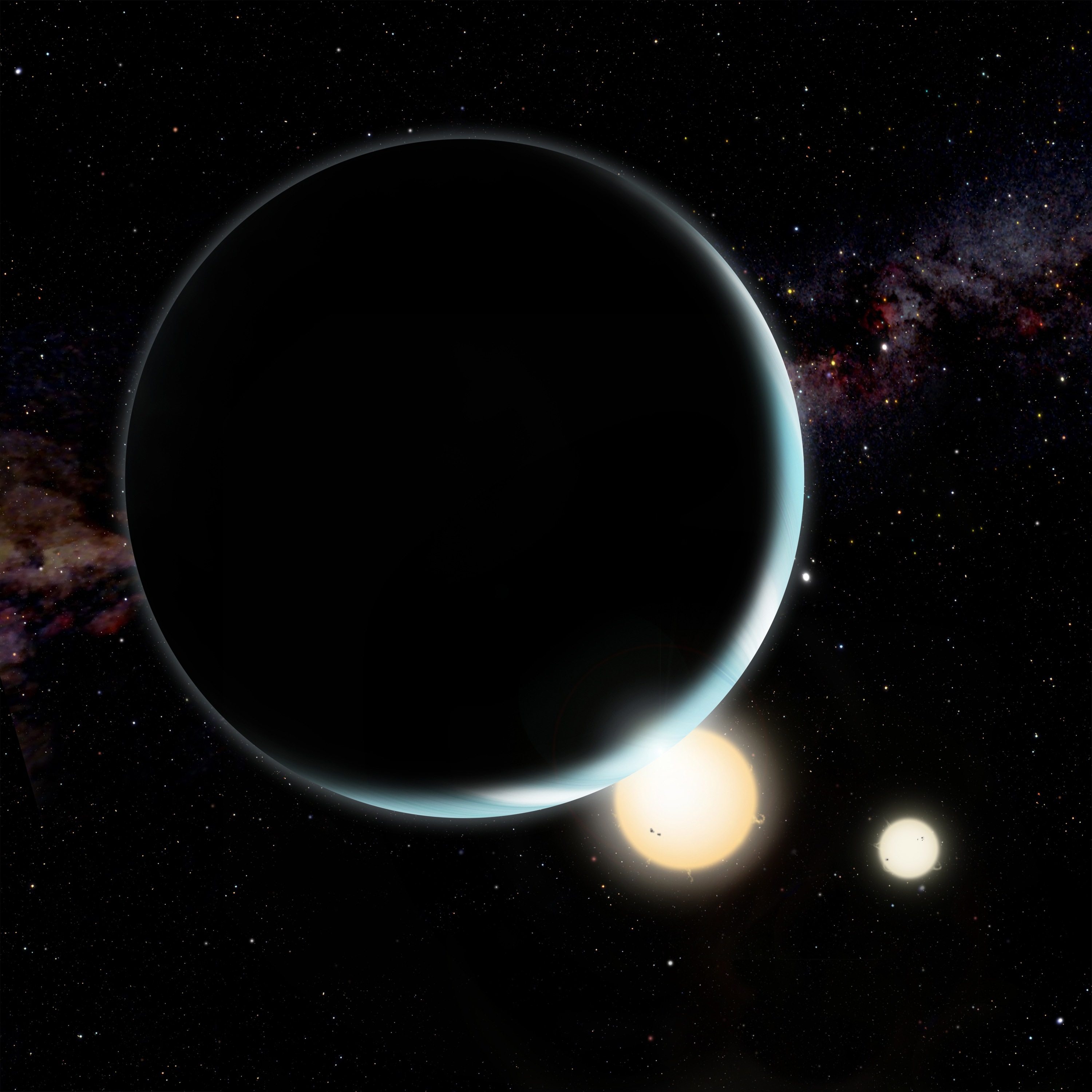 How did Jupiter and Saturn form? The answer may lie with the ...