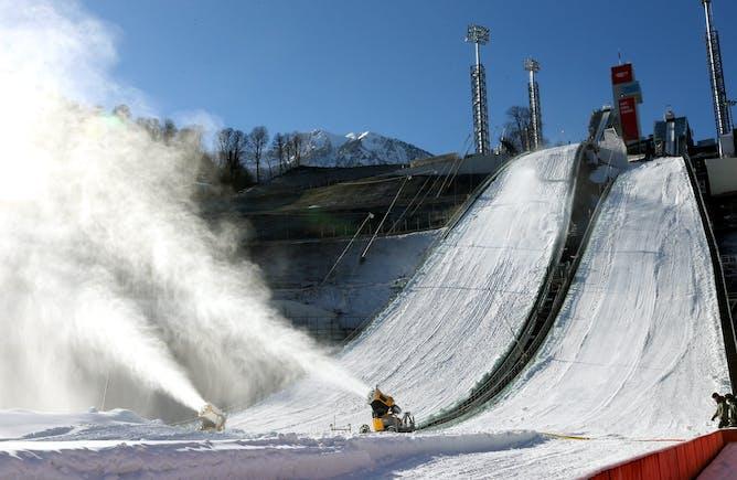 Sochi winter olympics gallery