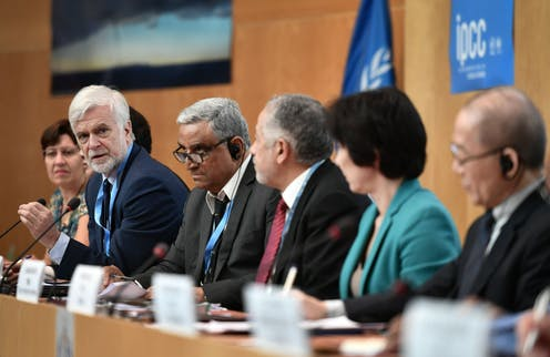 Meeting of the Intergovernmental Panel on Climate Change