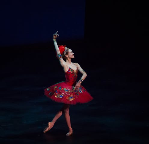 Decoding the music masterpieces: Stravinsky's The Firebird