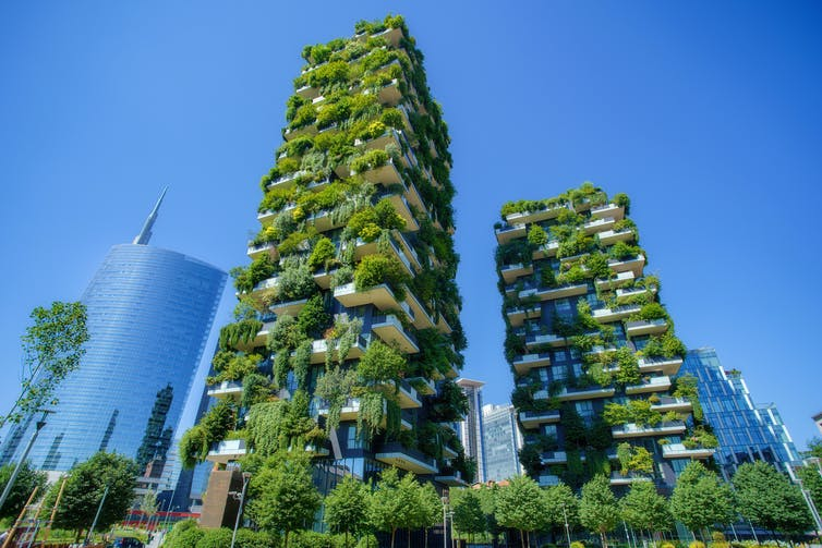 It takes more than words and ambition: here's why your city isn't a lush, green oasis yet
