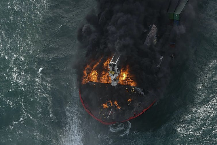 Could Sri Lanka's ship fire have been avoided? Here's what we can learn from the shocking environmental disaster