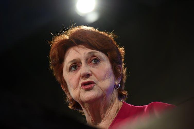Former Labor minister Susan Ryan.