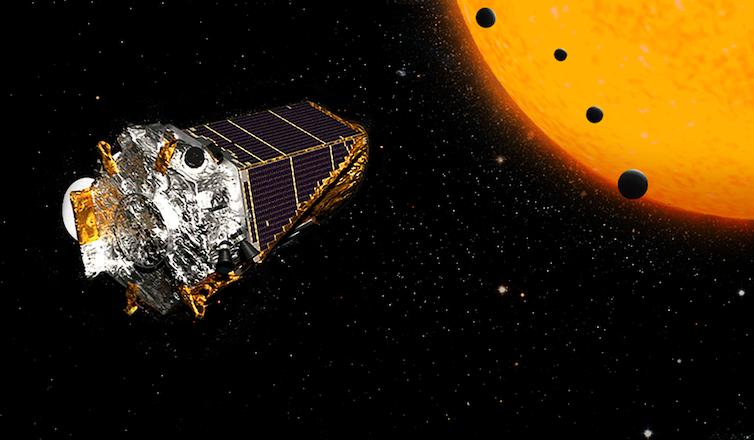 تلسكوب كيبلر