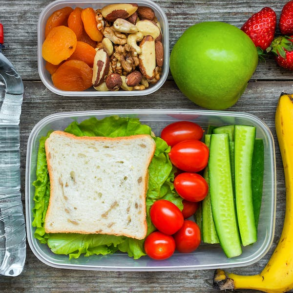 Swap shapes for rice crackers, chips for popcorn… parents can improve their kids' diet with these healthier lunchbox options