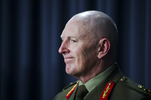 General Lieutenant JJ Frewen