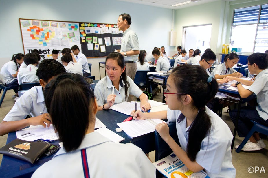 Why is Singapore's school system so successful, and is it a model