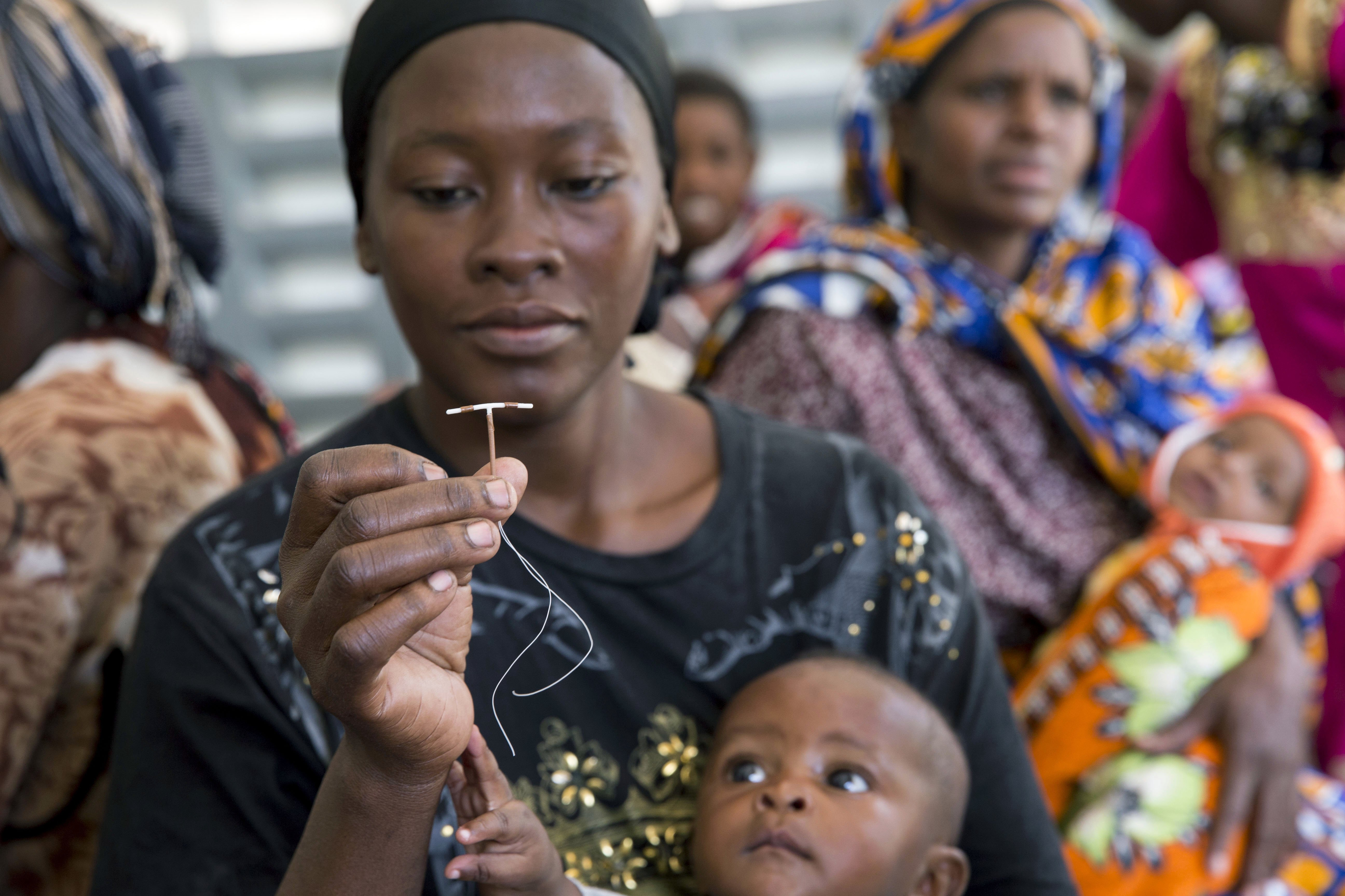 Covid-19 Lockdowns and Contraception: Unexpected Findings in Four African Countries