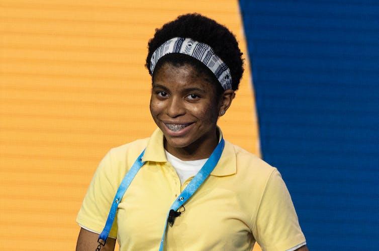 Zaila Avant-garde – 2021 Scripps National Spelling Bee champ