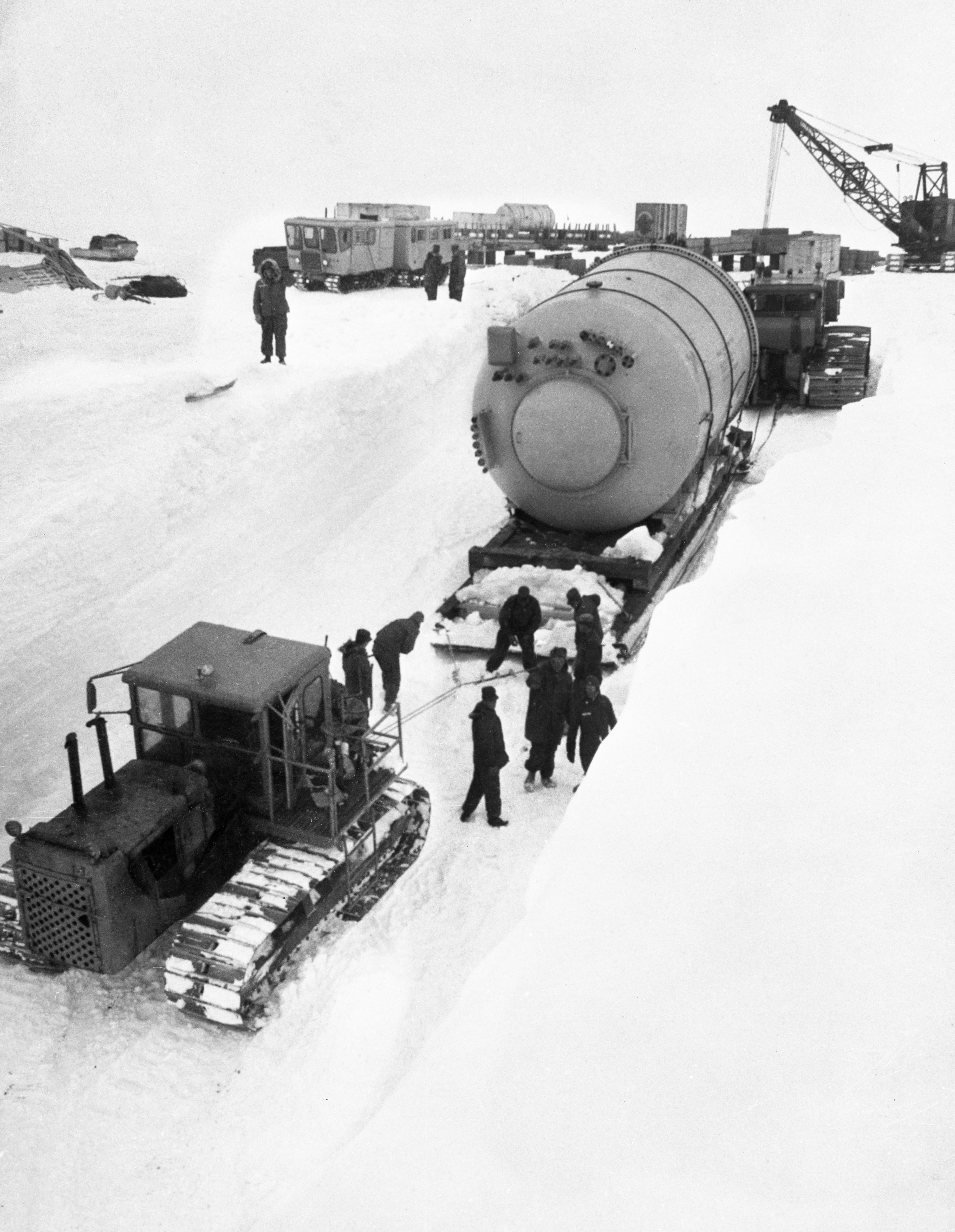 The U.S. Army Tried Portable Nuclear Power at Remote Bases 60 Years Ago – It Didn't Go Well