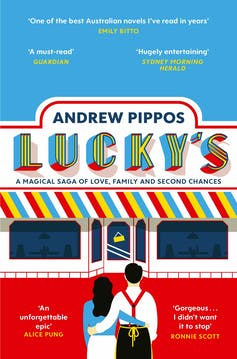 Lucky's cover