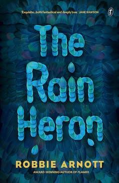 The Rain Heron Book cover