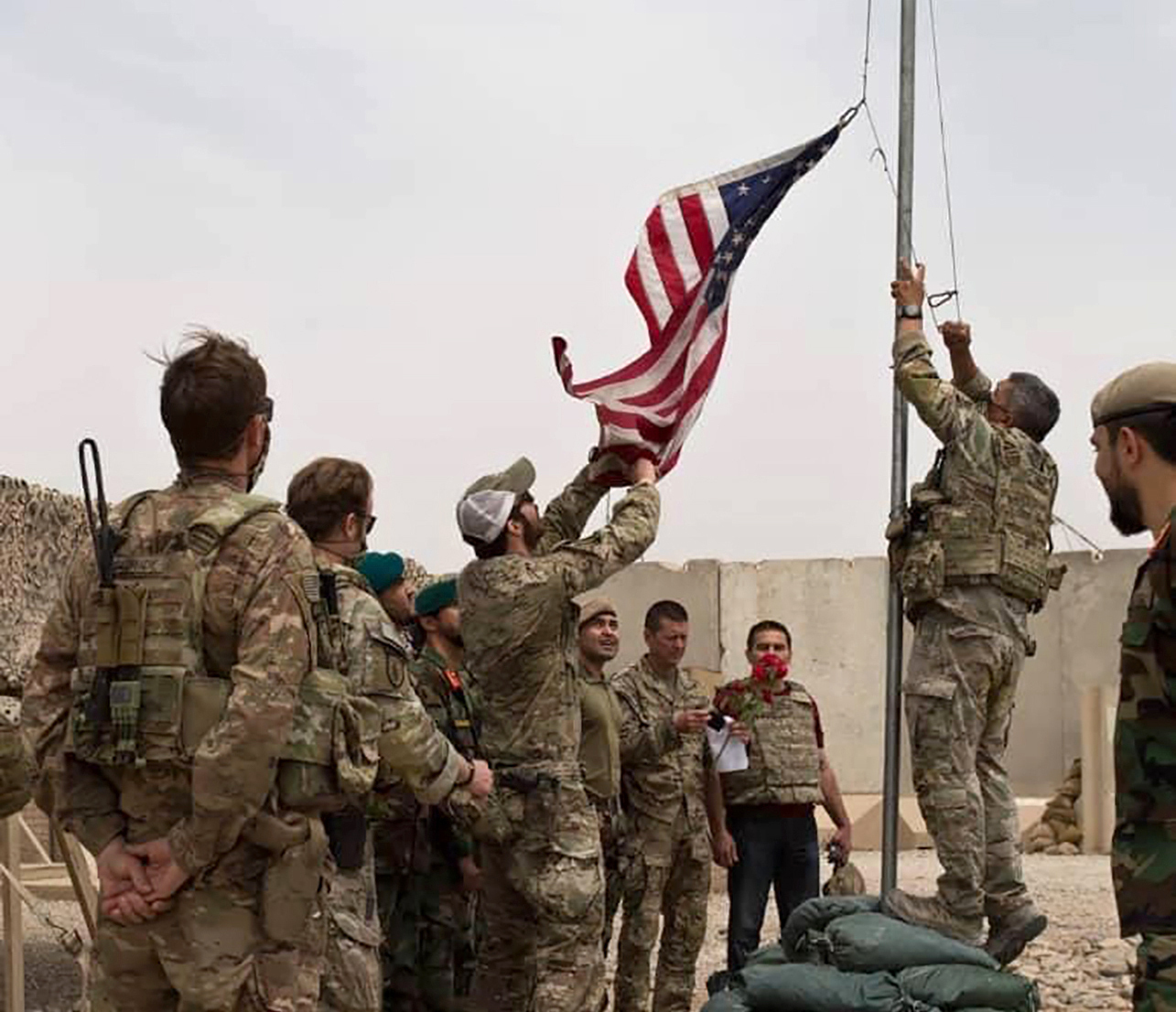 Why the Us Won't Be Able to Shirk Moral Responsibility in Leaving Afghanistan