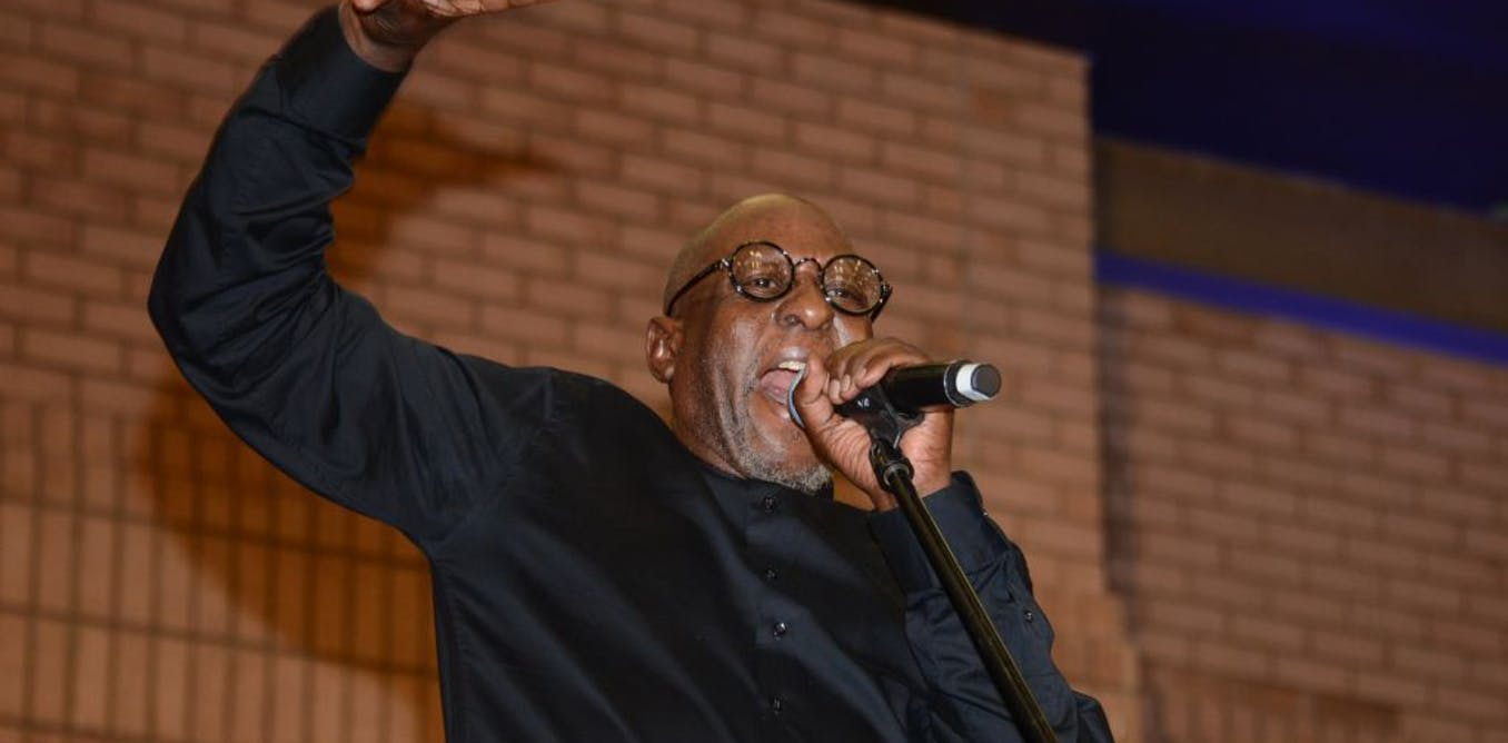 The spirit, life and art of Tsepo Tshola, pastor of South African pop