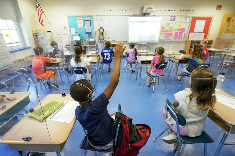Lawsuits over bans on teaching critical race theory are coming – 7/21/21