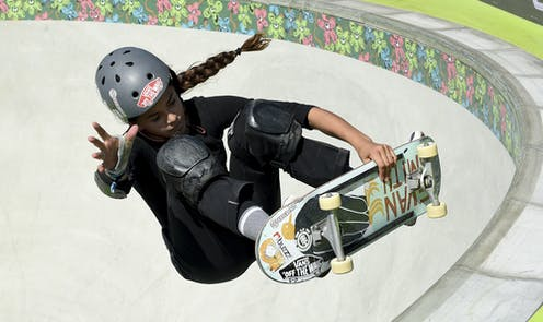 'Girls please stay in the kitchen' — as skateboarding debuts at the Olympics, beware of the lurking misogyny