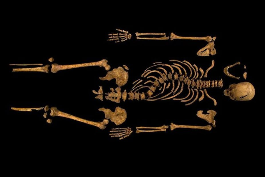 Scientists to sequence Richard III's genome