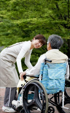 How a new trade deal could make it harder to improve life for Australians in aged care