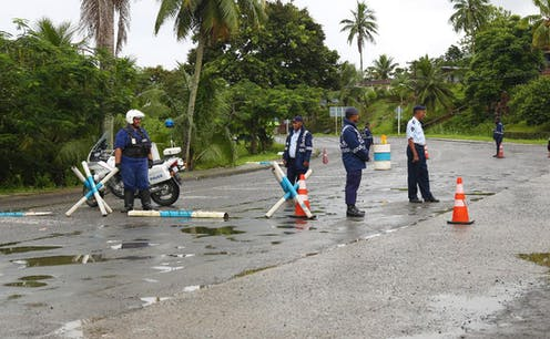 Fiji's other crisis: away from the COVID emergency, political dissent can still get you arrested