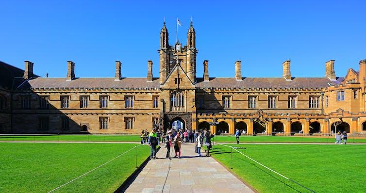 University of Sydney buildings