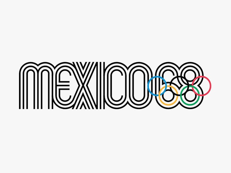 Mexico 68 in text.