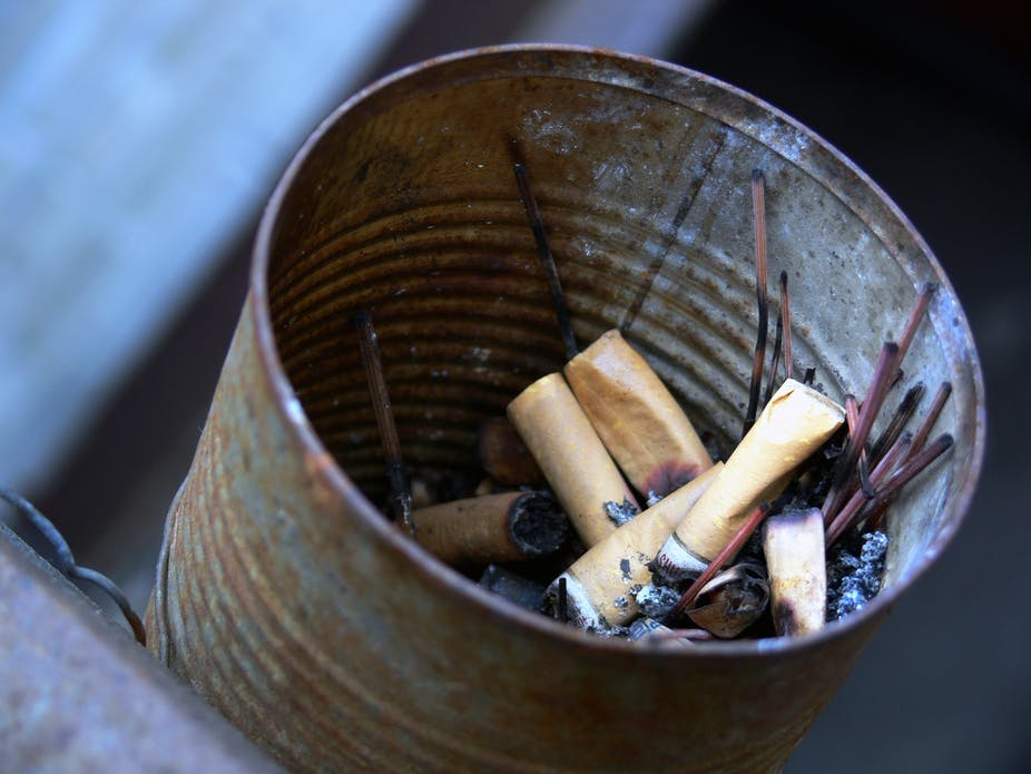 tobacco topics research paper