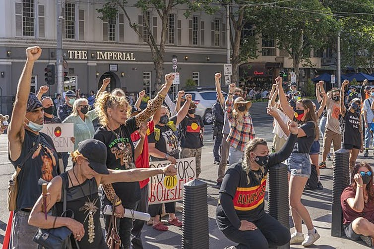 Gamil Means No Melbourne National Day of Action