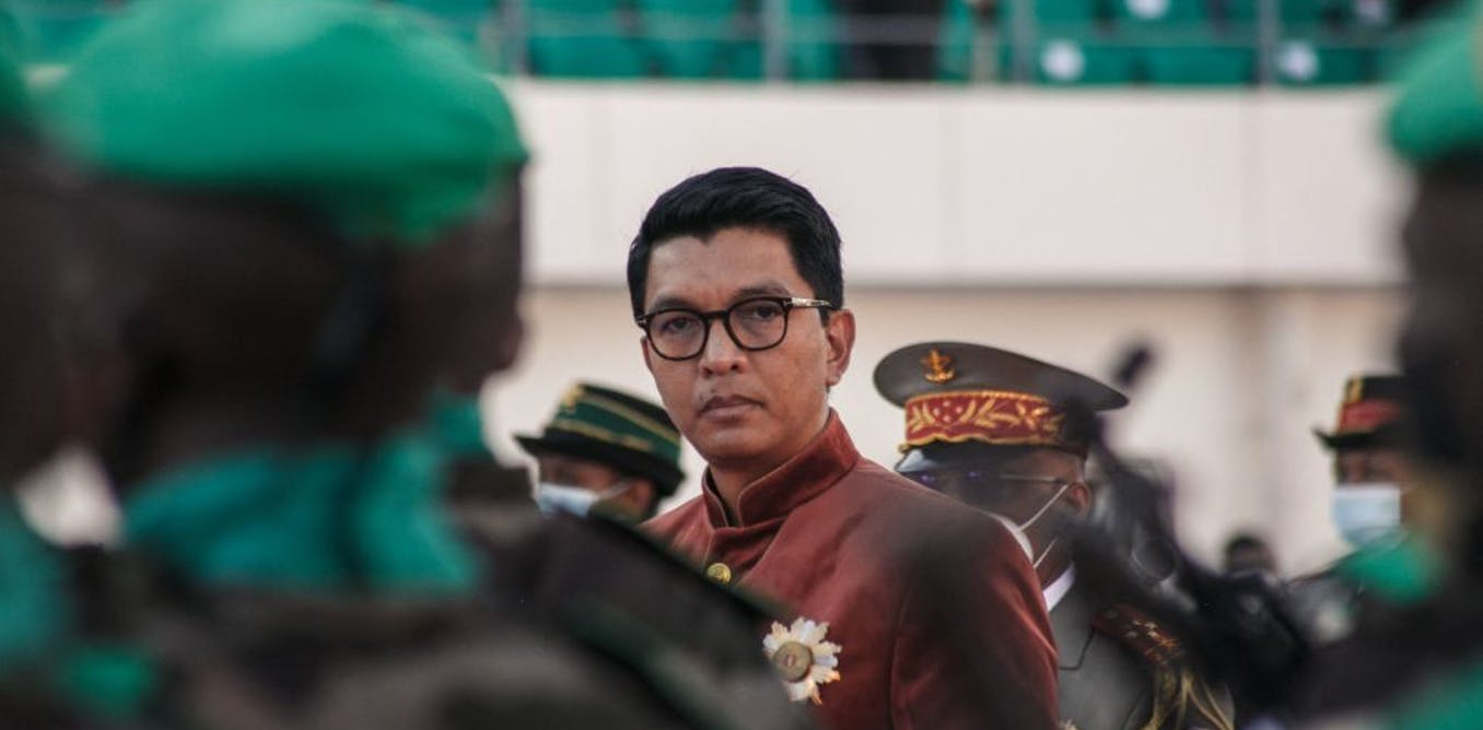 President Andry Rajoelina is driving Madagascar into another political crisis
