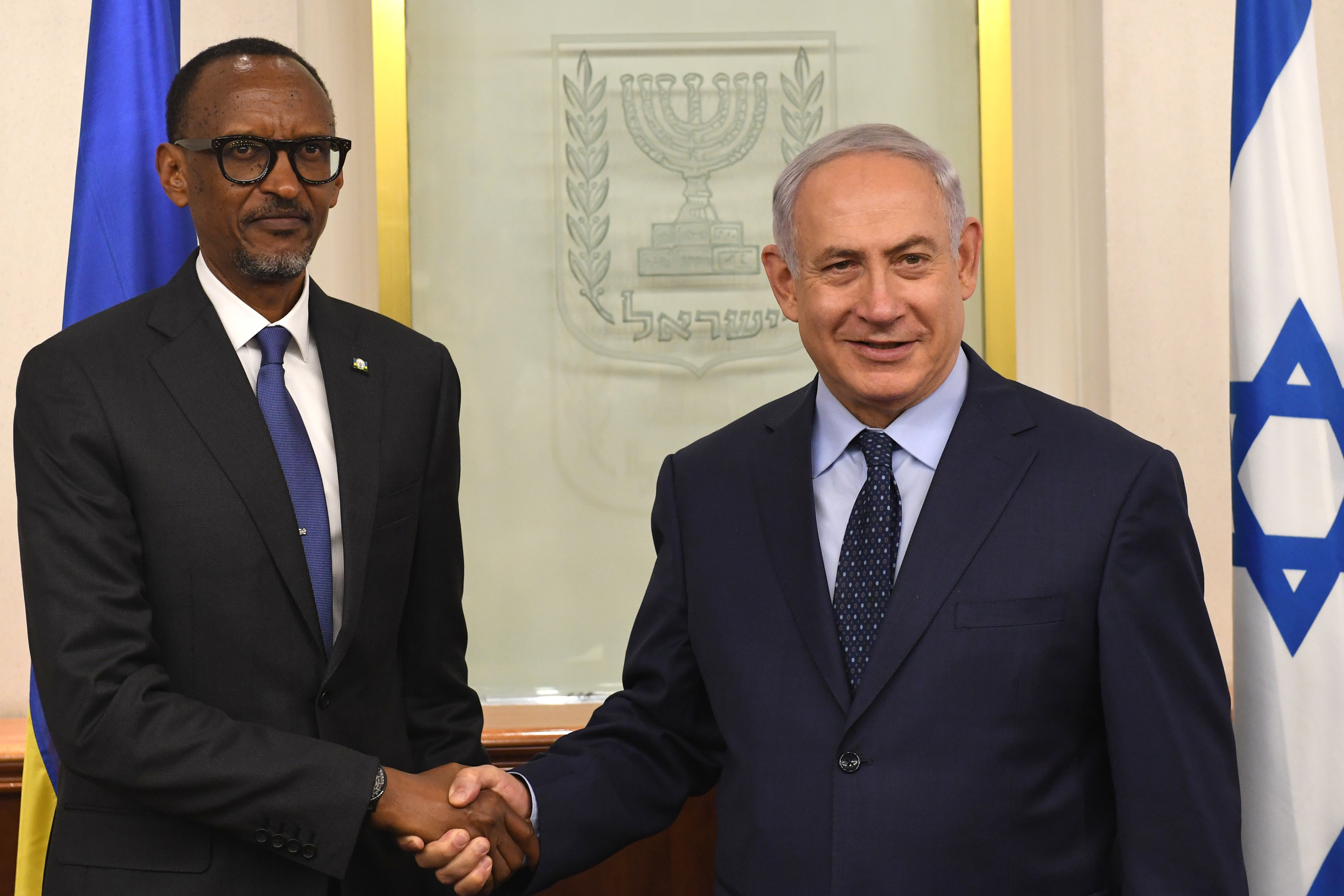 In Search of Advantages: Israel's Observer Status in the African Union