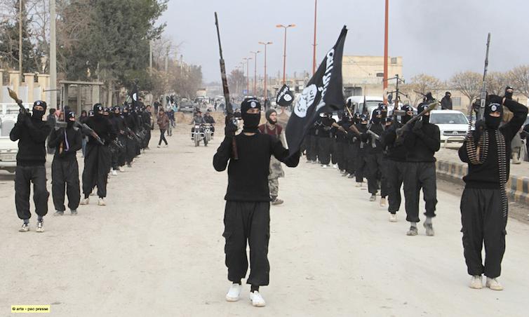 La menace Daech a-t-elle était sous-estimée par les dirigeants de Lafarge? Flickr, CC BY-SA