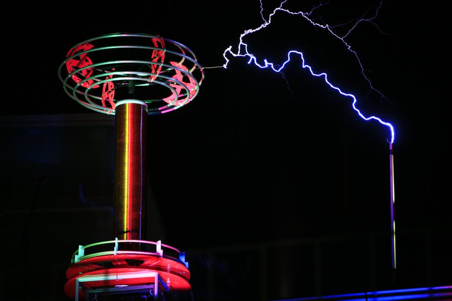 Explainer: what is a Tesla coil?