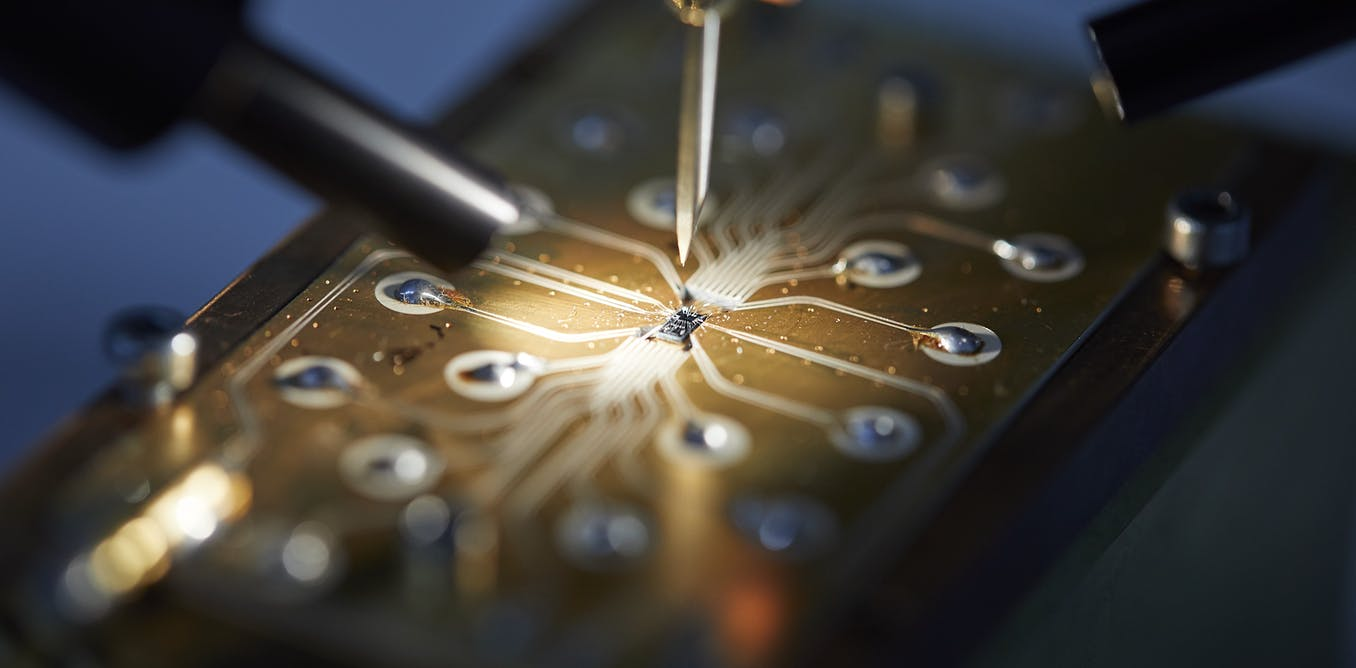 Jarryd Pla receives funding from the Australian Research Council. He is also an inventor on patents related to quantum computing.  Andrew Dzurak recei