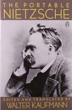 The Portable Nietzsche cover