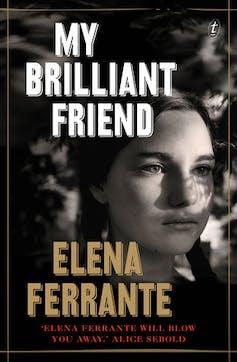 My Brilliant Friend cover