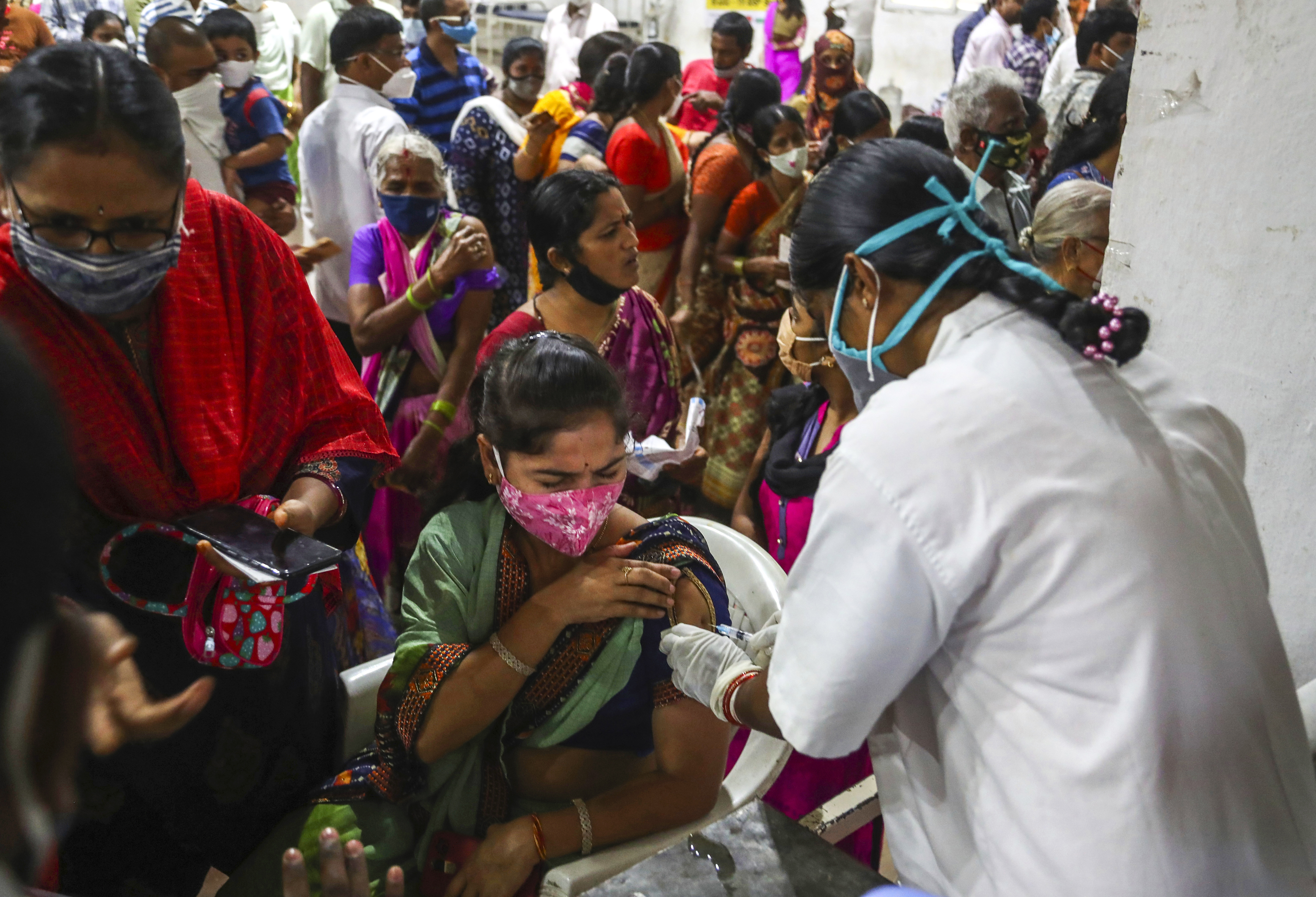 After India's Brutal Coronavirus Wave, Two-Thirds of Population Has Been Exposed to SARS-CoV2