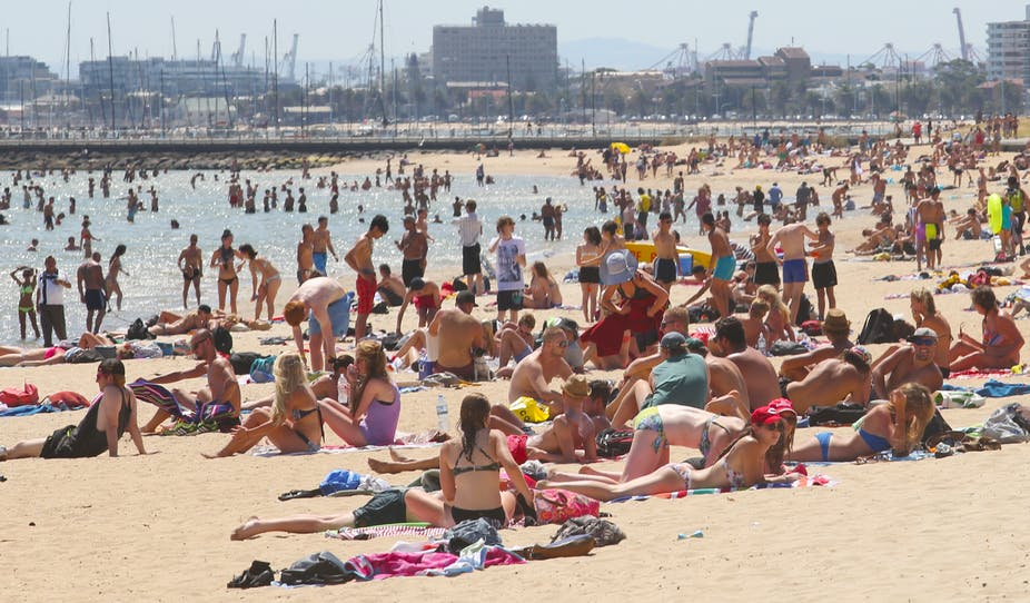 Climate Council: heatwaves are getting hotter and more frequent
