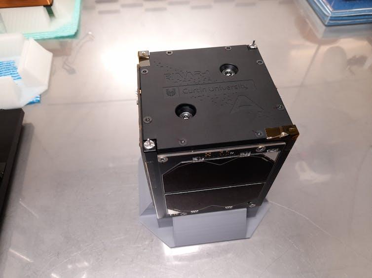 Binar-1 CubeSat